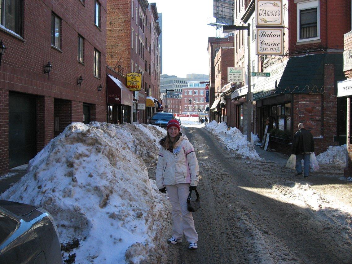 Lauren in Boston