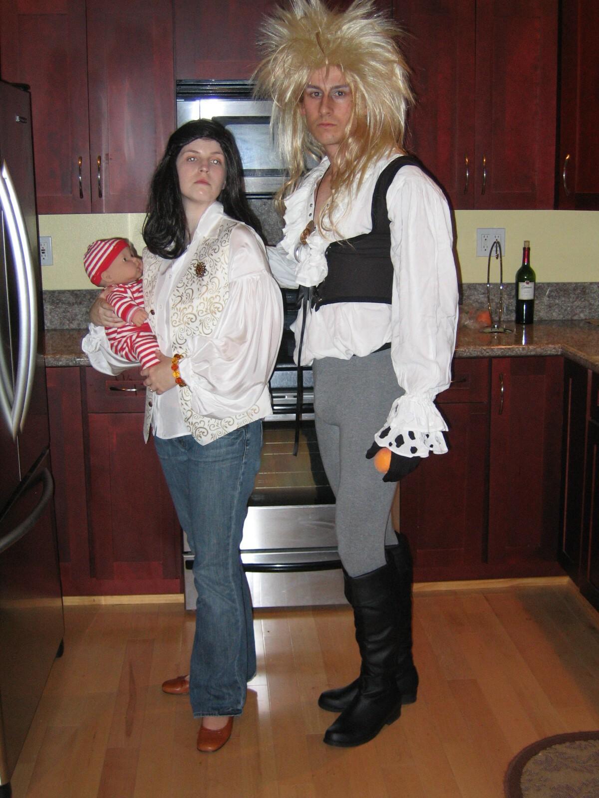 Sarah and Jareth
