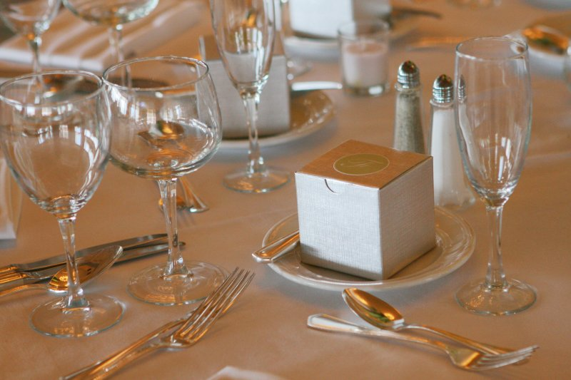 Our fabulous wedding favor boxes