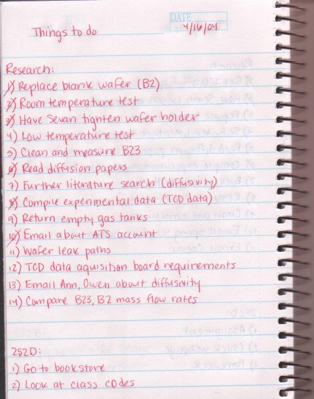 Assignment notebook